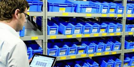 Gestion stock laboratoires