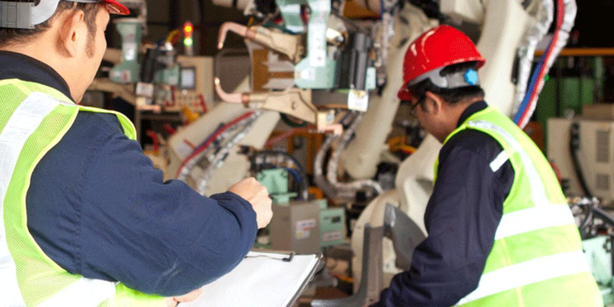 Quels sont les différents types de maintenance industrielle ?