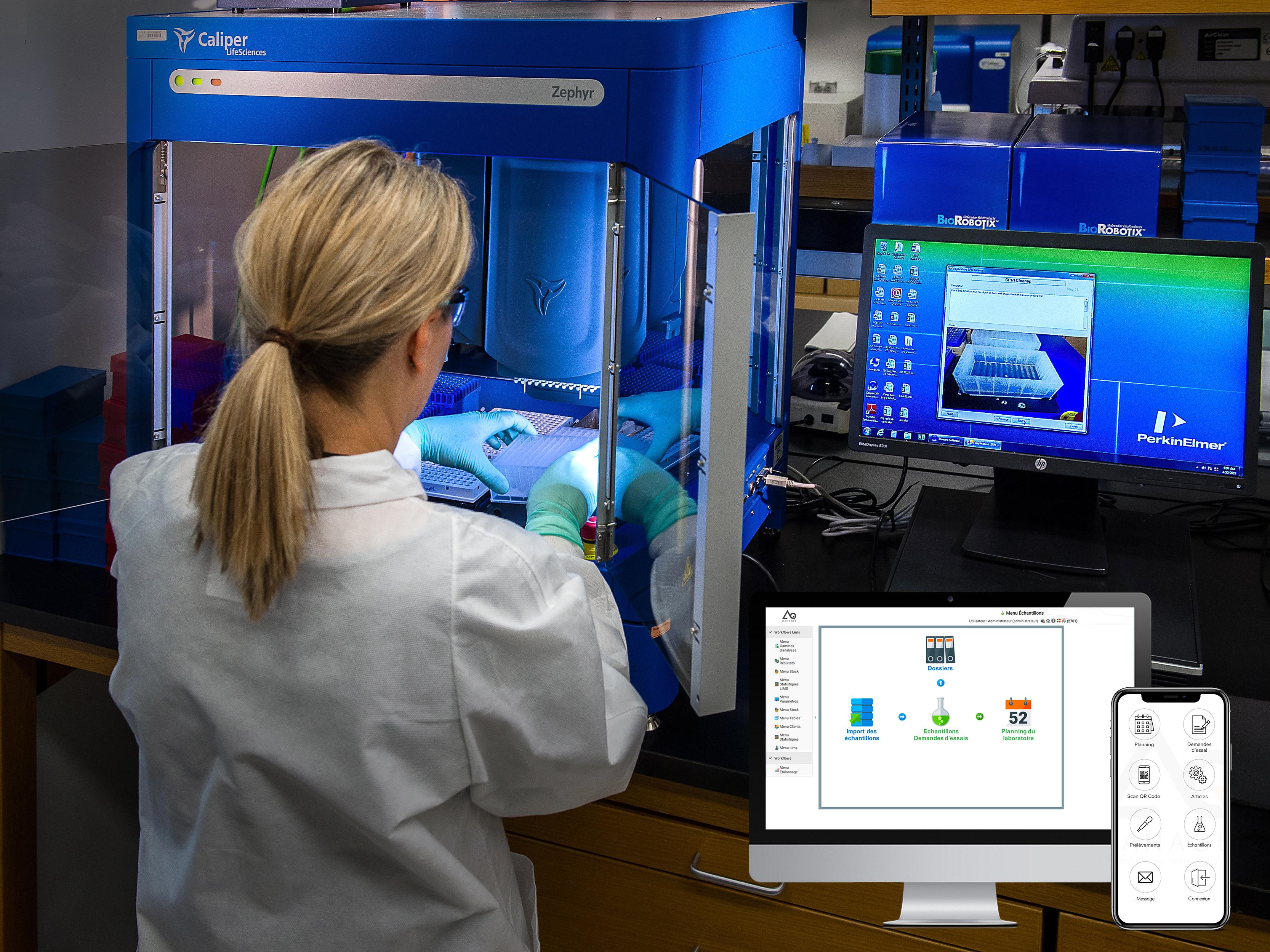 Logiciel pour laboratoire : 10 critères qui détermineront la qualité de celui-ci